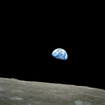 December 24, 1968 - Earthrise