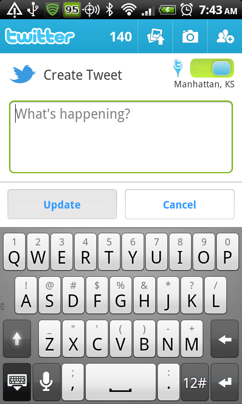 Android default abc uppercase
